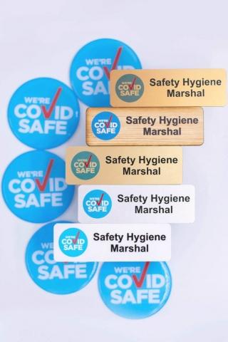 Safety Hygiene Marshal